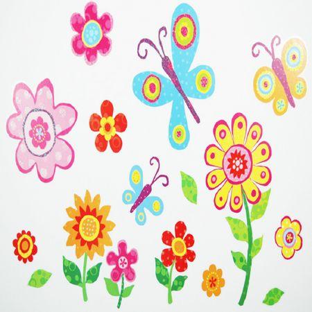 Adesivos_borboleta_flores
