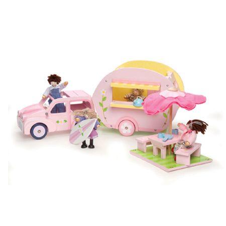 Carro-com-caravan