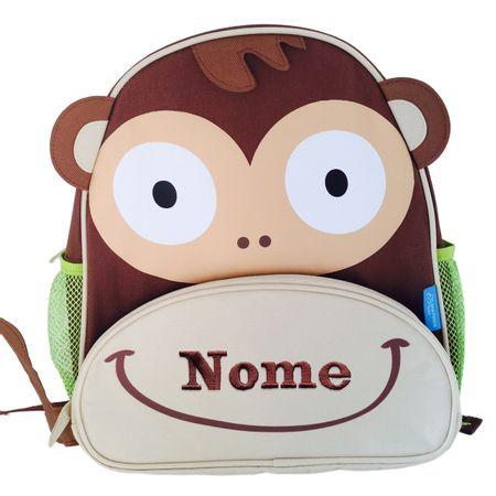 Macaco---letra-marrom