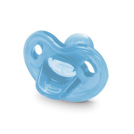 Chupeta-Nuk-Genius-S1-Soft-Azul-0-6-meses---Certificado-OCP-006-IQP-000612-Seguranca