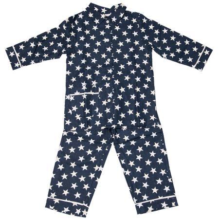 Pijama-Flanela-Estrelas-Marinho-Flicka-Kids