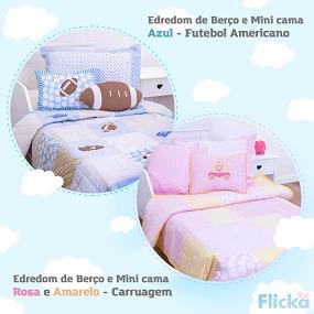 2aaee8481f Tudo para o enxoval de bebê você encontra aqui na Flicka Kids!