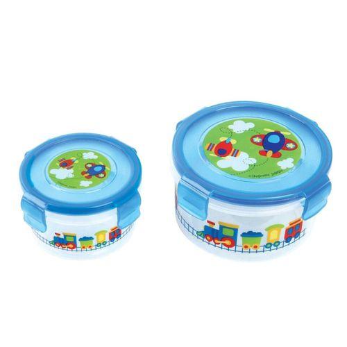 Kit-de-Potes-com-2-Potes-de-Plastico-Aviao-Stephen-Joseph