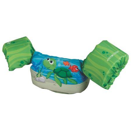 Colete-Salva-Vidas-Tartaruga-Verde-Puddle-Jumper-Coleman