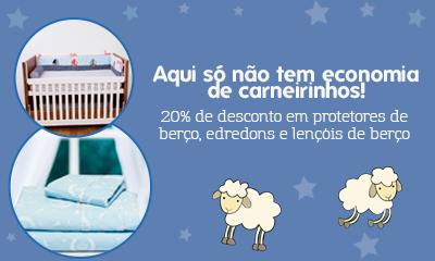 Banner Enxoval Berço Promoção