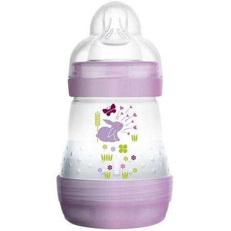 Mamadeira-MAM-First-Bottle-160ml-Girls-Lilas-Anti-Colica-0-meses