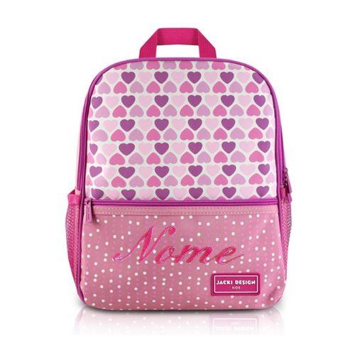 Mochila-Escolar-Infantil-Coracoes-Rosa-Jacki-Design