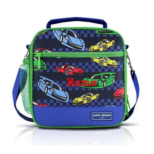 Lancheira-Termica-Infantil-Carros-Azul-Jacki-Design