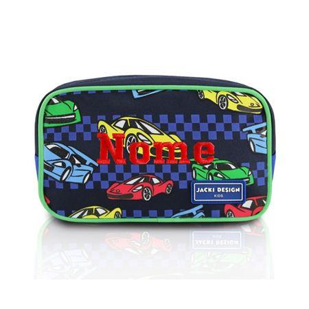 Estojo-Escolar-Infantil-Carros--Azul-Jacki-Design