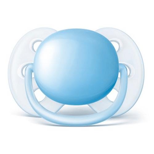 Chupeta-Avent-Ultra-Soft-S1unitaria-Azul---Certificado-OCP003-IFBQ-Seguranca
