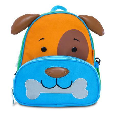 Mochila-Escolar-Infantil-Lets-Go-Cachorro-Dylan---Comtac