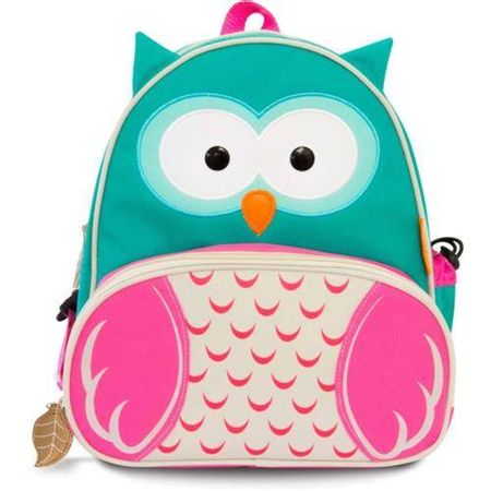 Mochila-Escolar-Infantil-Lets-Go-Coruja-Chloe---Comtac