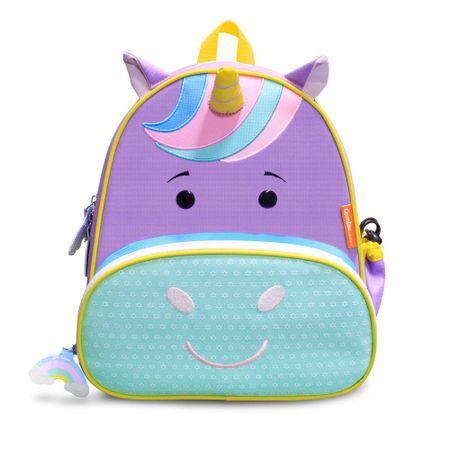 Mochila-Escolar-Infantil-Lets-Go-Unicorn-Violet---Comtac