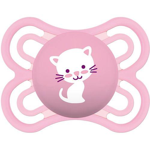 Chupeta-MAM-Perfect-Rosa-de-Gatinho-de-0-6-meses---Certificado-OCP-0006-CE-PUR-IQP-Seguranca