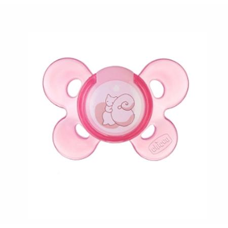 Chupeta-Comfort-Chicco-Rosa---Tamanho-01